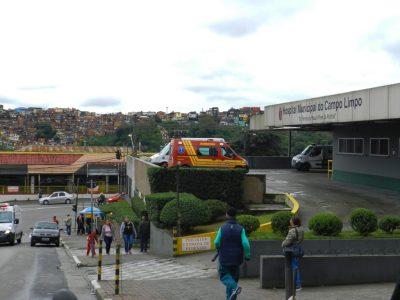 Hospital do Campo Limpo lidera ranking de reclamações em São Paulo