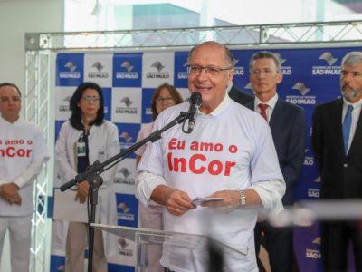 Alckmin Hospital das Clínicas