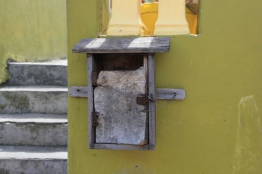 Bo-Kaap post box=