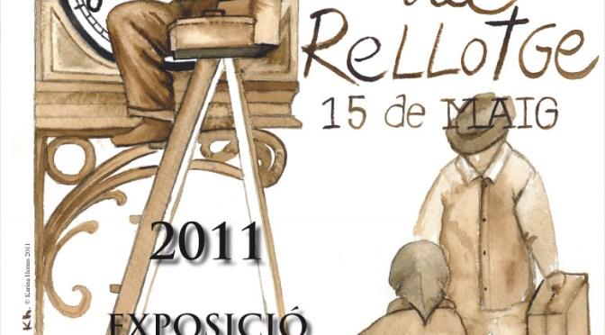 XVI Fira del Rellotge de Catalunya, 19 maig de 2011
