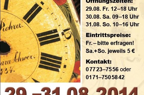 D'aquí a un mes la important Fira de Fürtwangen