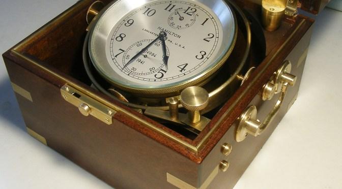 Diumenge 7 de Desembre Matí Rellotges de Marina