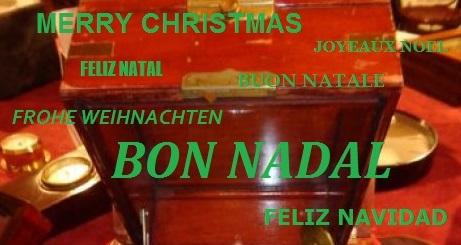Bon Nadal i Feliç Any Nou 2015
