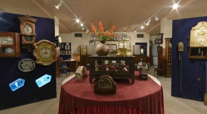 Visita Virtual al Museu del Rellotge de Catalunya