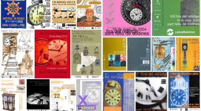 XX Edicions de la Fira del Rellotge, a punt ja de la XXI