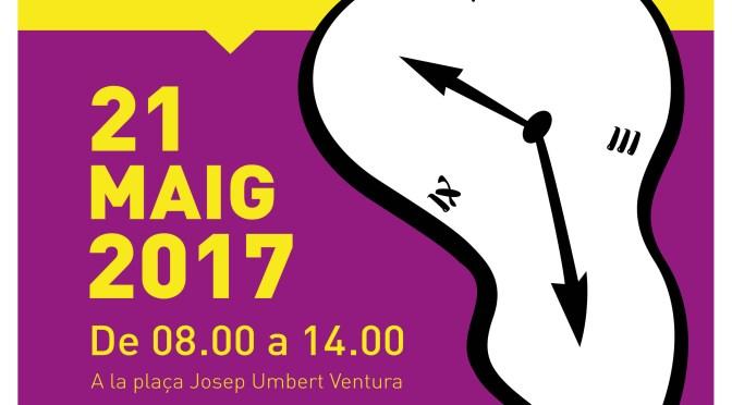 XXII Fira del Rellotge de Catalunya, diumenge 21 de maig de 2017
