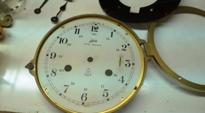 Els Rellotges del Museu: El Rellotge de Bitacora