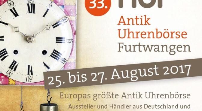 33a Fira de Furtwangen aquest cap de setmana