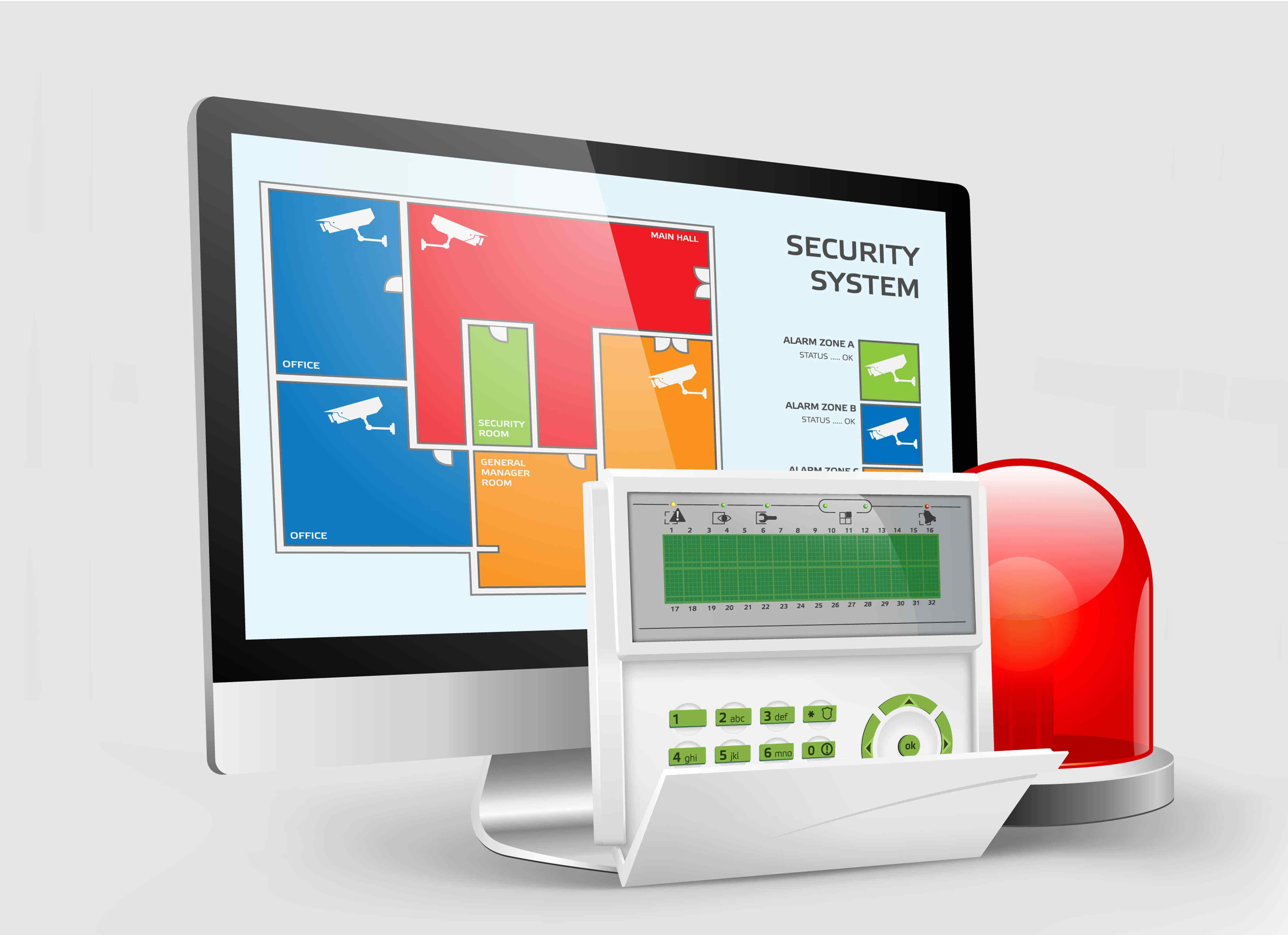 Security Alarm System Toronto