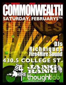 COMMONWEALTH FEBRUARY 5th Safari647 Pete Funk