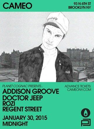 REgent Street Addison Groove Brooklyn Doctor Jeep