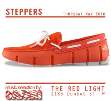 Steppers The Red Light May 30 1185 Dundas St W Toronto