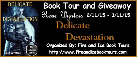delicate devastation tour banner