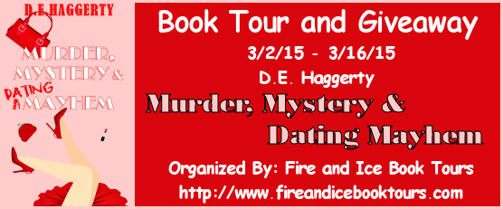 murder mystery and dating mayhem banner