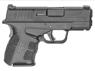 Springfield Armory Announced the new XD-S Mod.2 .45 ACP
