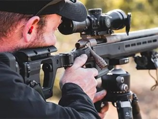 Magpul Pro 700 Rifle Chassis for Remington 700 short action rifles