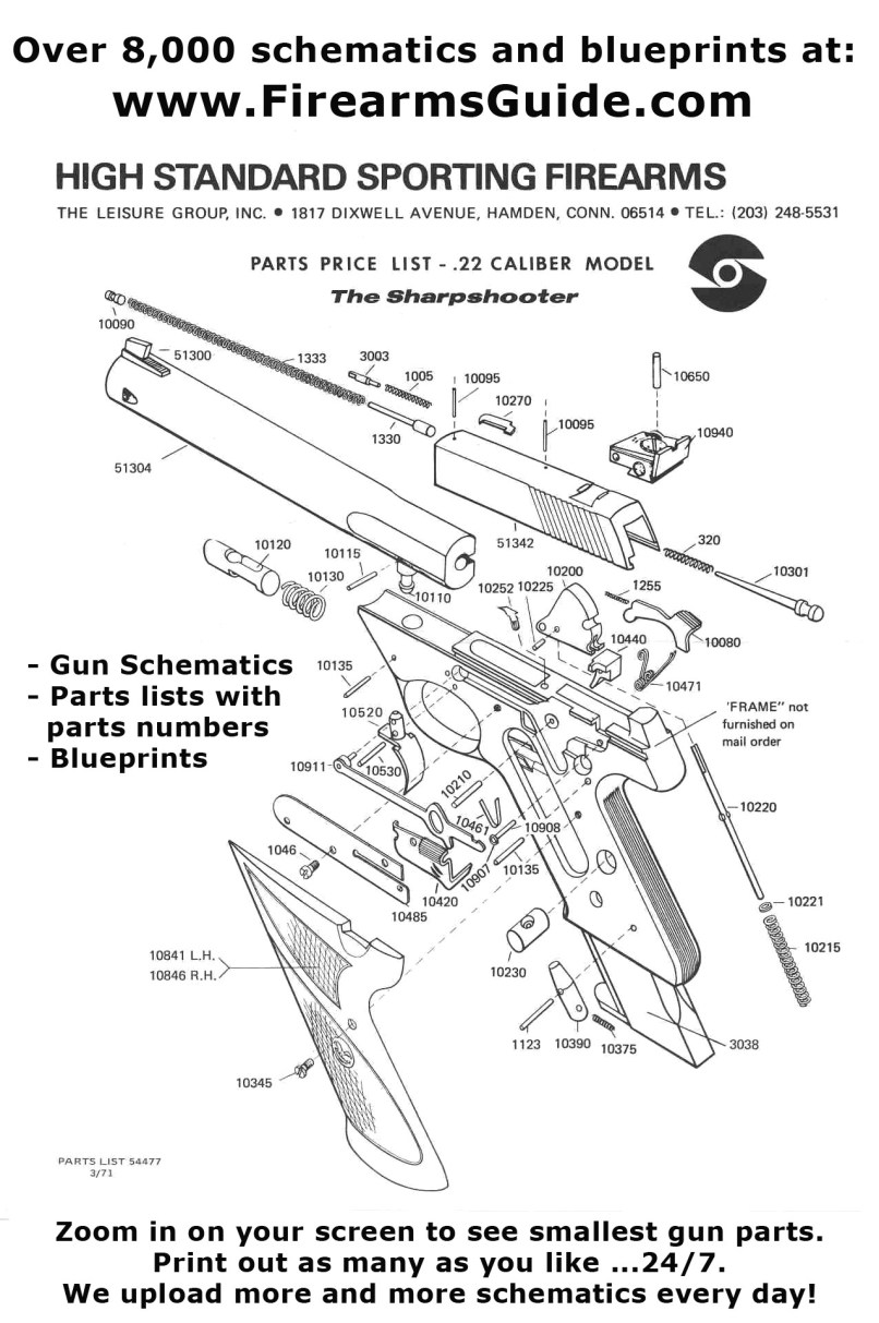 Gamo Pt 85 Parts Diagram
