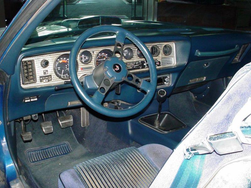 1980 Trans Am Interior Parts