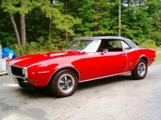 '68 Firebird of Christian Driscoll