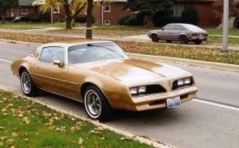 Jim Suva's Rockford Files Firebird