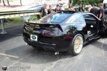 """""""Phoenix"""" Camaro Trans Am Concept at 2009 Trans Am Nationals"""