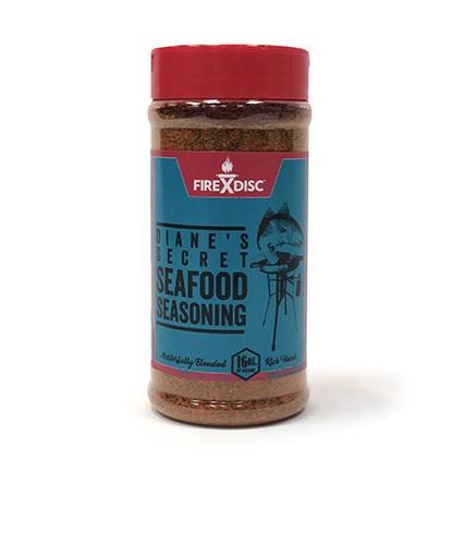 FIREDISC seafood seasoning
