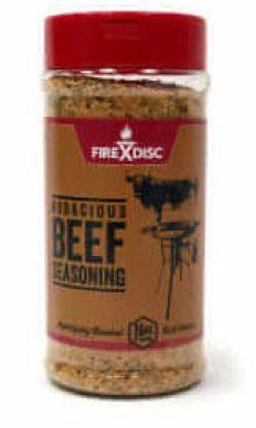 FIREDISC beef seasoning