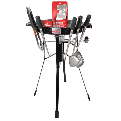 """FIREDISC - Limited Edition 36"""" Tall Tailgate Bundle"""