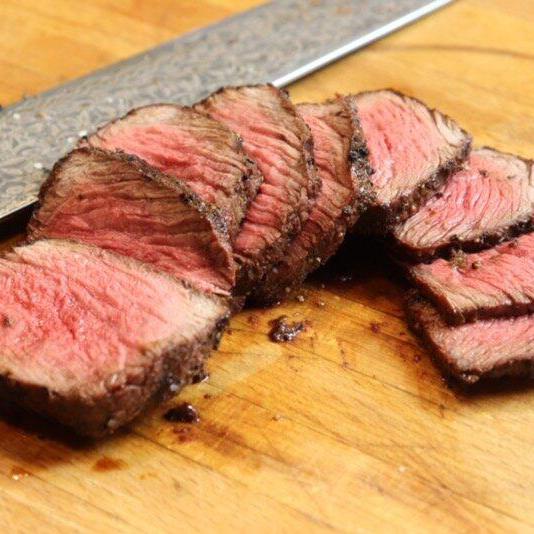 Wagyu Baseball Steaks (Top Sirloin) - 8oz