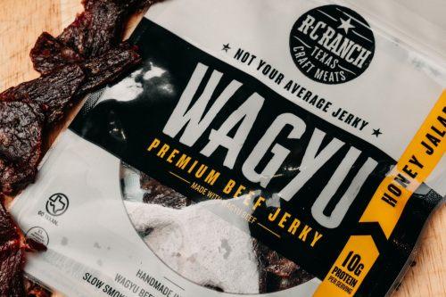 Wagyu Beef Jerky - Jalapeno Honey