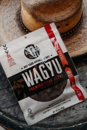 Wagyu Beef Jerky - Texas Original (Keto Friendly)