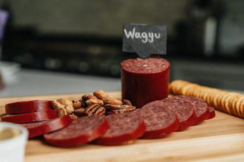 Wagyu Beef Summer Sausage