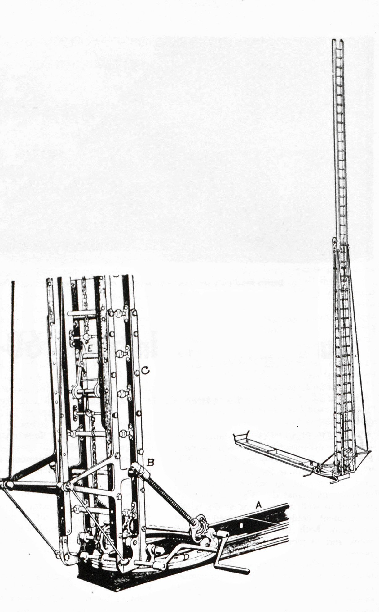 The Legend Of The Aerial Ladder
