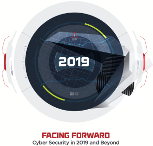 Image result for FireEye FACING FORWARD Cyber Security in 2019 and Beyond