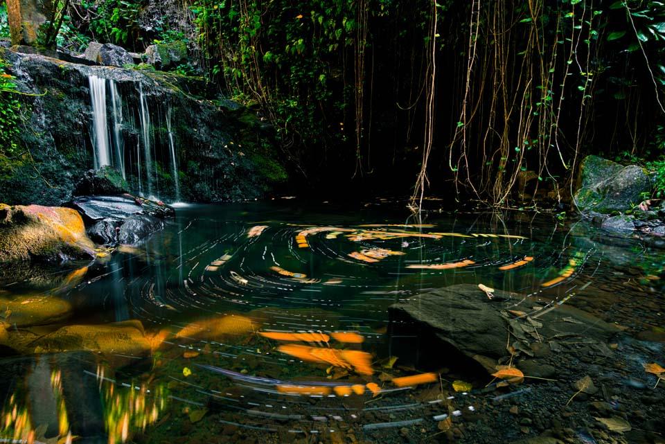 Little Surprises:  Little Wailua Falls…Maui's Subtle Hidden Treasure
