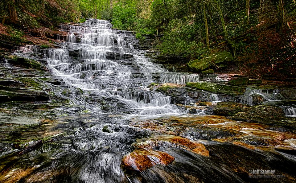 North Georgia Photo Trip:  Waterfall Photo Tips and Guide