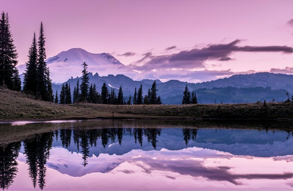 15 Hours at Mt. Rainier: A Photographic Sprint