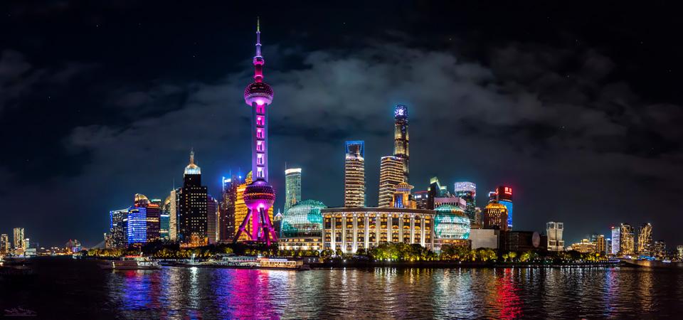 Night Photography in Beijing, Hangzhou, Shanghai and Guilin
