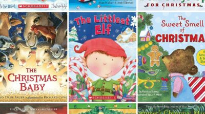 Joyful Christmas Books for Kids