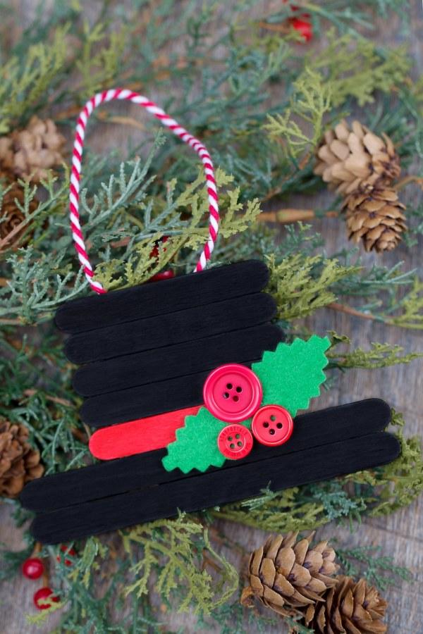 christmas ornaments popsicle sticks # 38