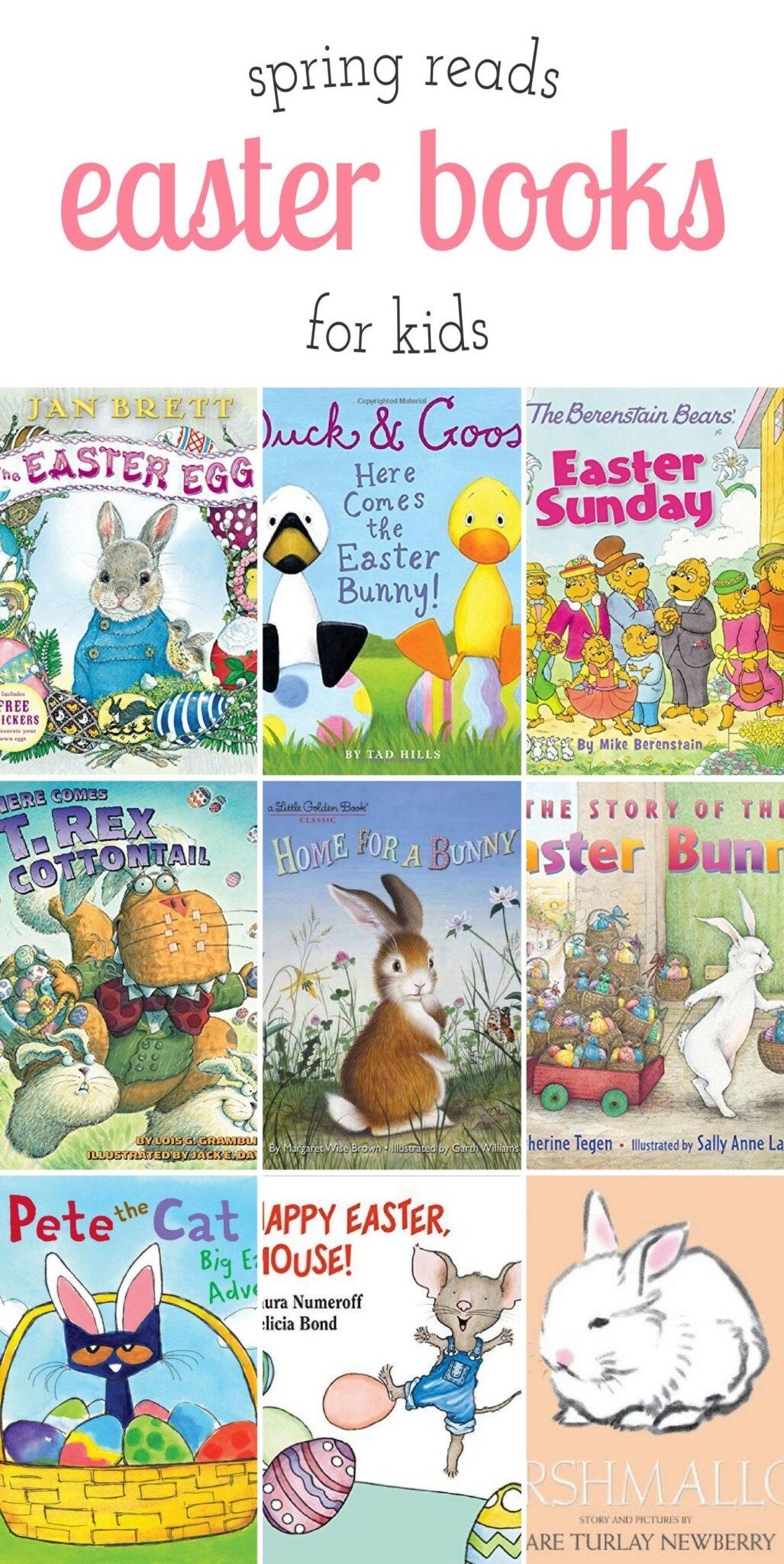 Easter Books for Kids