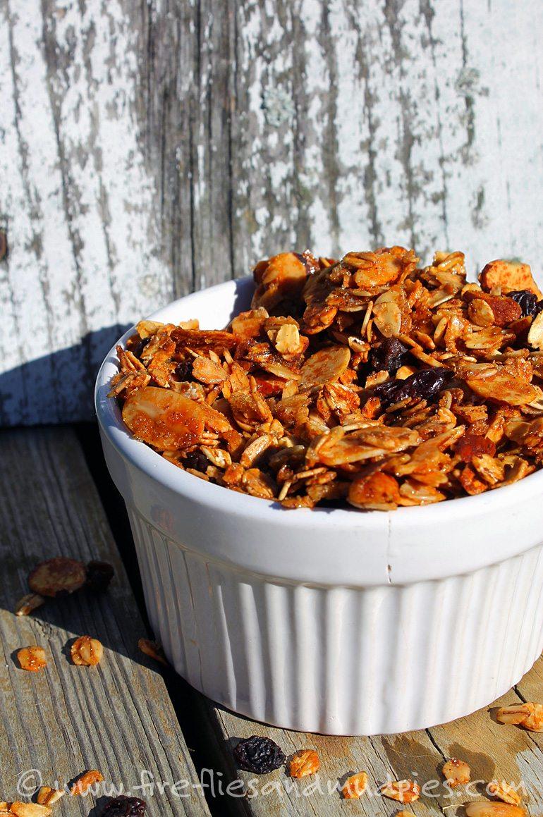 Gluten-Free-Homemade-Granola