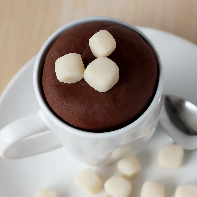 Hot Chocolate Playdough