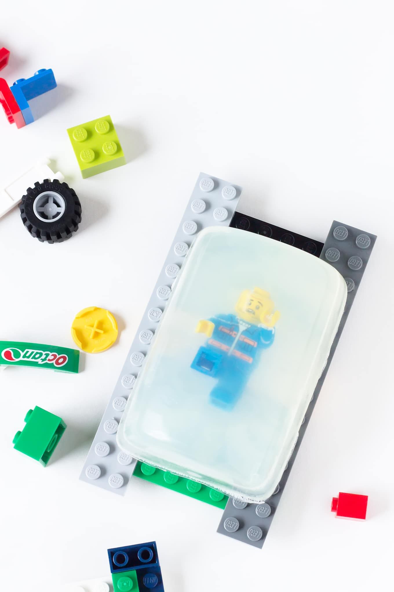 Develop Healthy Handwashing Habits with LEGO Rescue Soap
