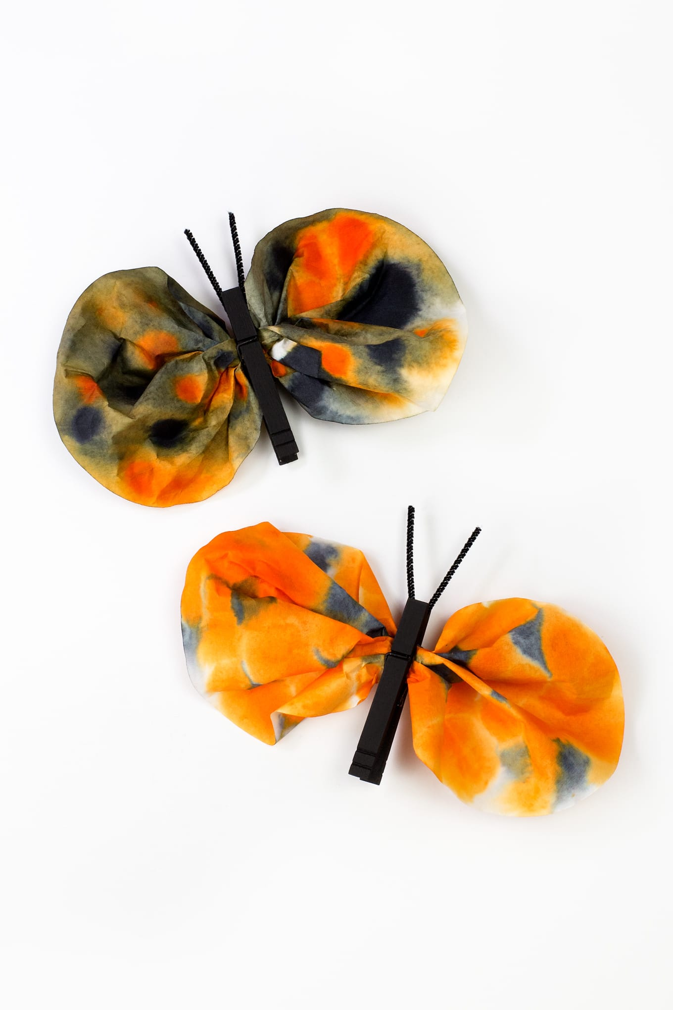 Monarch Butterfly Craft for Kids