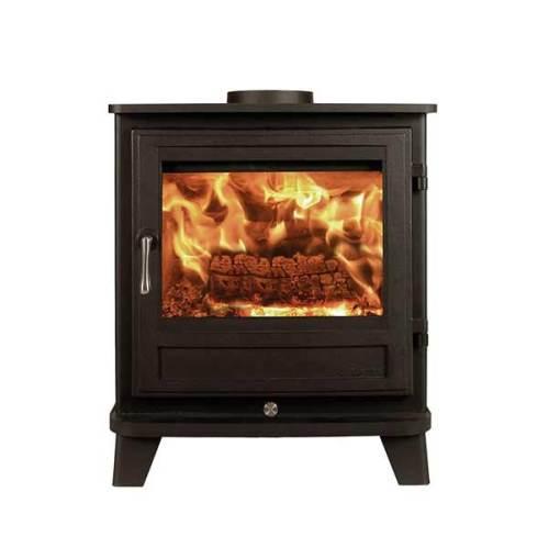 Chesney's Salisbury 8 woodburning stove in Black