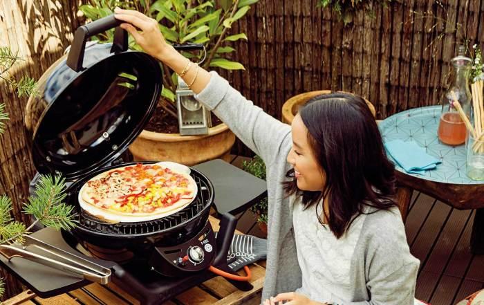 Outdoor Chef Portable Barbecue