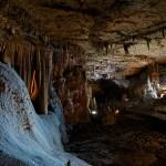 Blanchard Springs Cavern, Ghost Room
