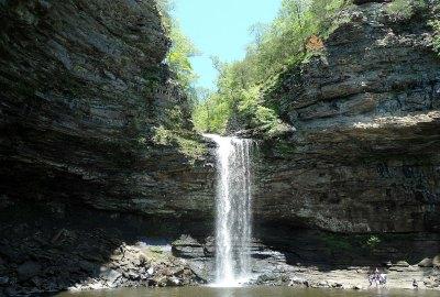 Cedar Falls Trail, Petit Jean State Park, Arkansas