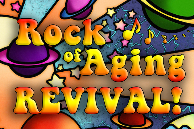Rock of Aging - A Musical Revue by Deborah Montgomery